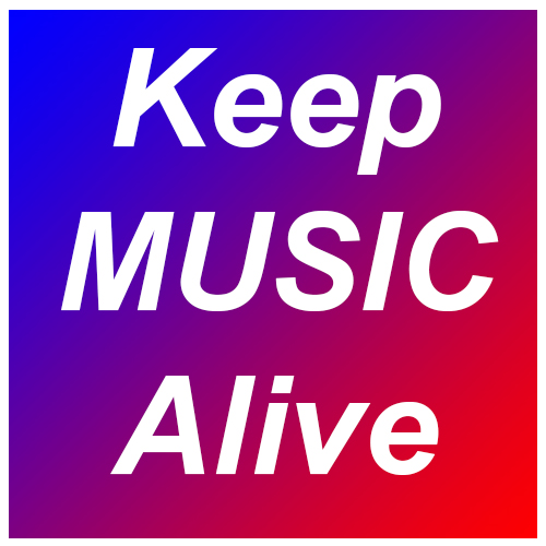 Keep Music Alive